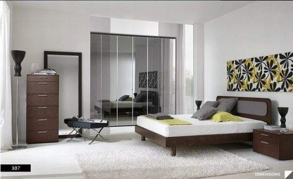 Beautiful Modern Bedrooms Design Ideas