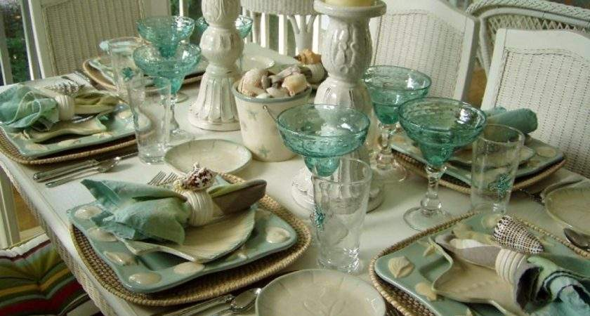 Beautiful Table Settings Dinner Party Ideas