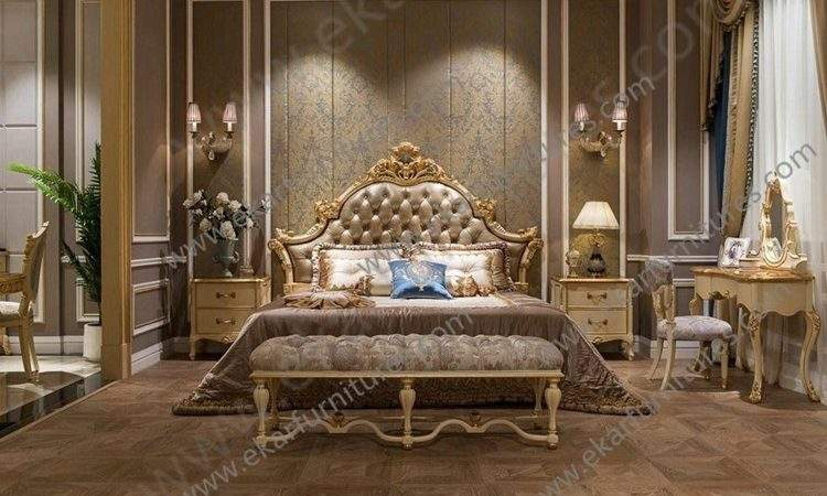 Bed Neo Classical Bedroom Sets Antique Furniture