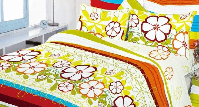 Bedding Set Cotton Printed Color Combinations