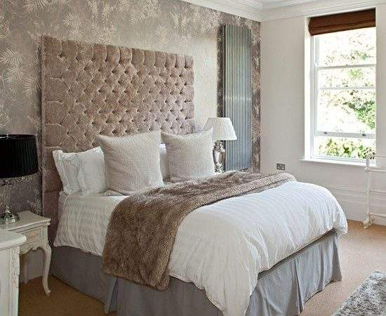Bedroom Colour Palette Dusty Pink Grey Taupe White