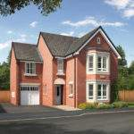 Bedroom Detached House Sale Off Rea Road