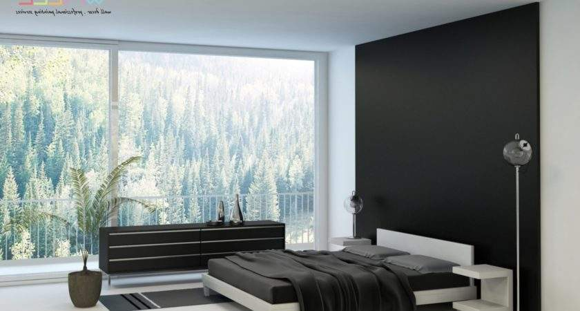 Bedroom Feature Wall Color Ideas Best