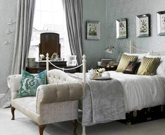 Bedroom Ideas Grasscloth