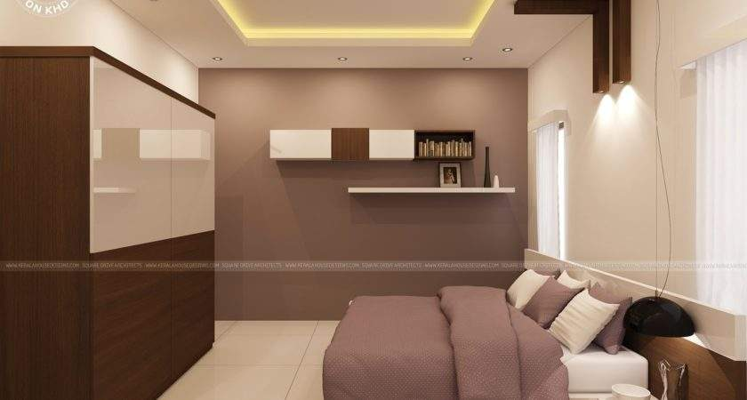 Bedroom Interior Decoration Kerala Home Design Floor