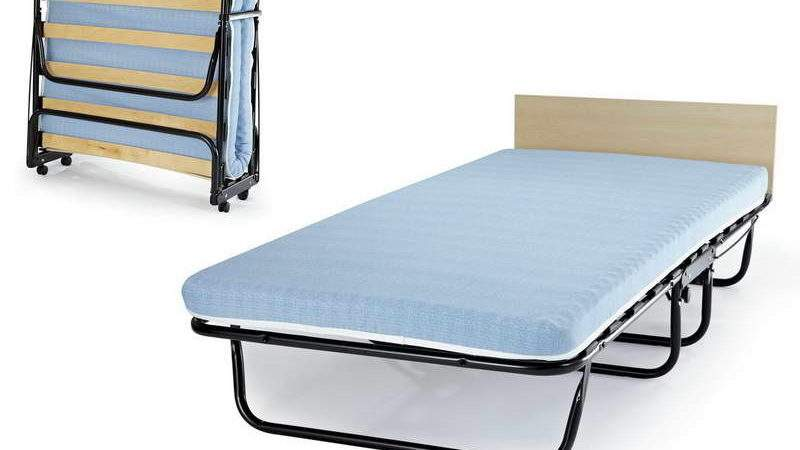 Bedroom Small Folding Beds Color Blue