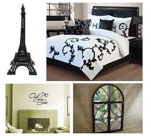 Bedroom Teenage Girl Paris Ideas Designing