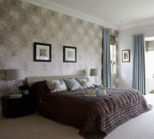 Bedrooms Feature Walls Silk Interiors