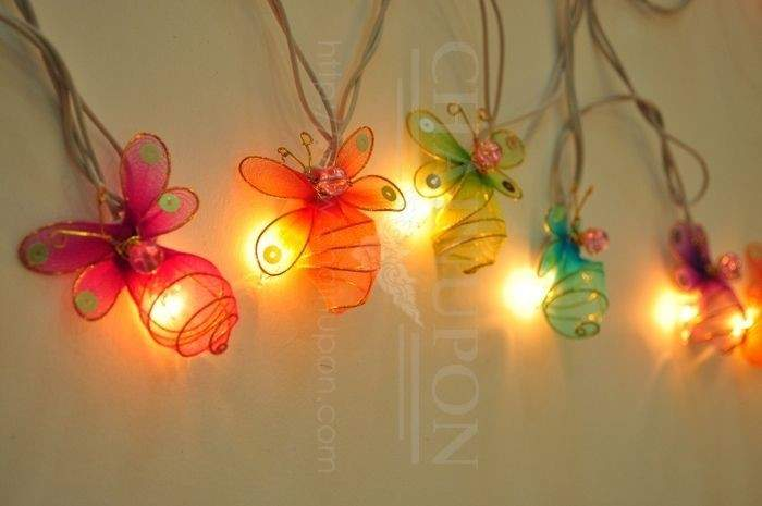 Bees Animal String Party Fairy Bedroom Home Children