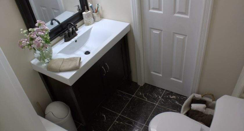 Before After Small Bathroom Makeovers Big Style