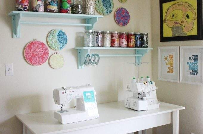 Beingbrook Sewing Craft Room Tour Furniture
