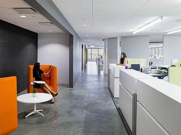Belkin Modern Office Interior Design