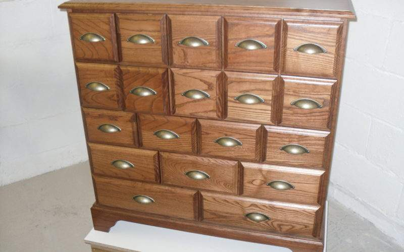 Bespoke Apothecary Chests Tim Craven Furniture