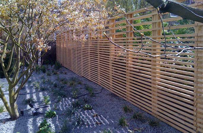 Bespoke Design Manufacture Contemporary Trellis