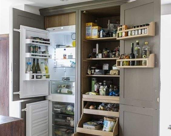 Bespoke Kitchen Larders Pantries Burlanes Interiors