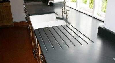 Bespoke Welsh Slate Worktops