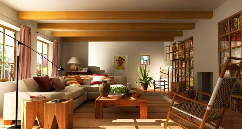 Best Asian Living Room Design Ideas
