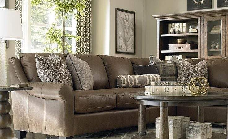 Best Brown Sectional Ideas Pinterest Leather