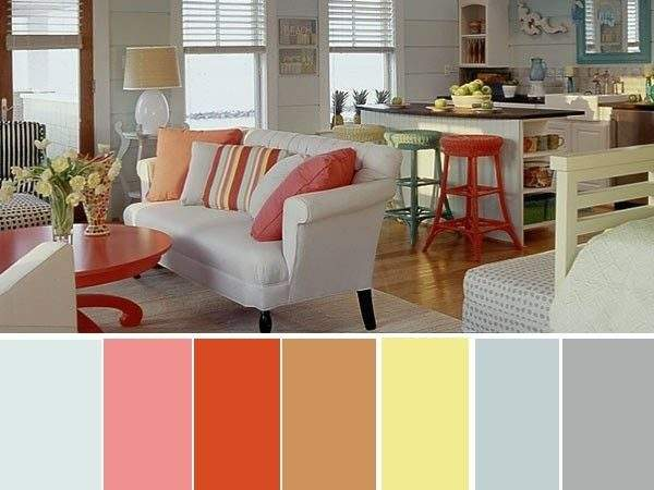 Best Coastal Colors Ideas Pinterest Paint