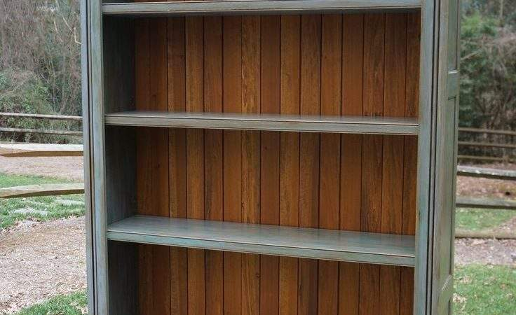 Best Collection Hand Painted Bookcase