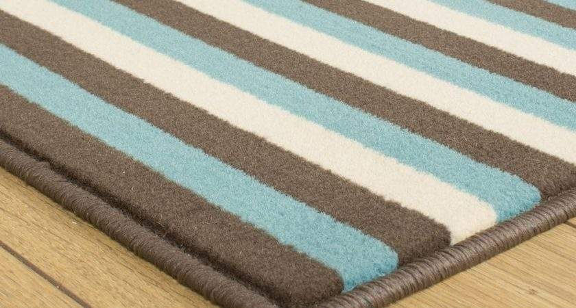Best Collection Striped Hallway Runners