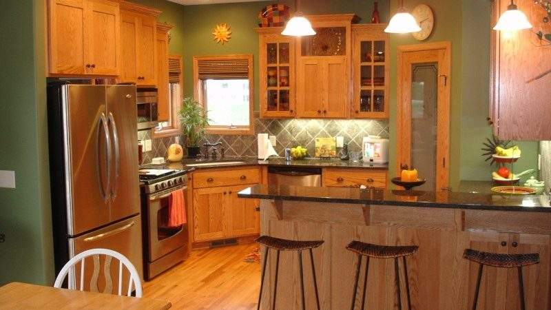 Best Color Kitchen Walls Decorating Trends