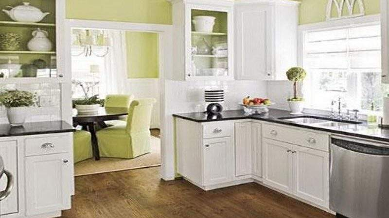 Best Color Kitchen Walls Home Decorating Ideas