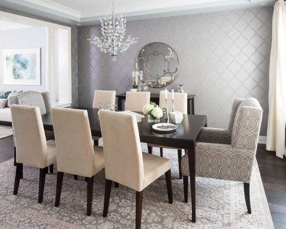 Best Contemporary Dining Rooms Ideas Pinterest