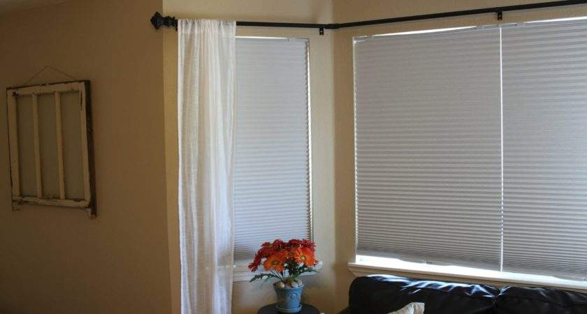 Best Curtain Rods Bay Windows Homesfeed
