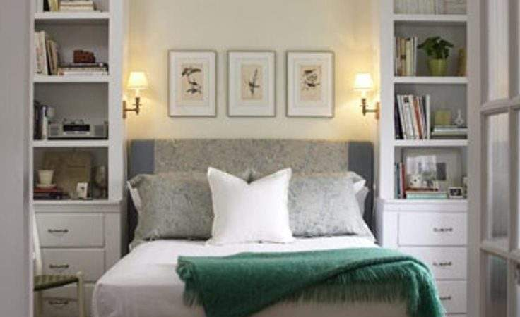 Best Decorating Small Bedrooms Ideas Pinterest