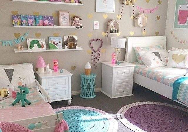 Best Girls Bedroom Decorating Ideas Pinterest