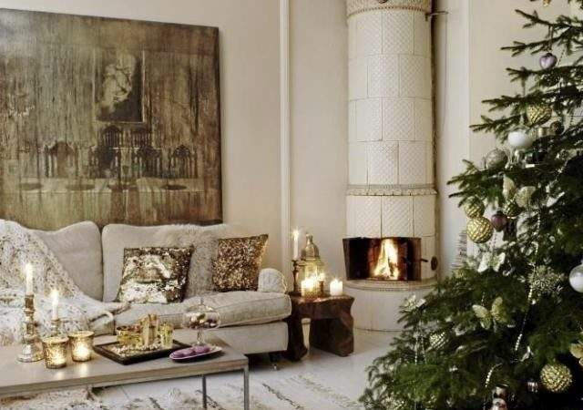 Best Ideas Decorate Your Home Christmas