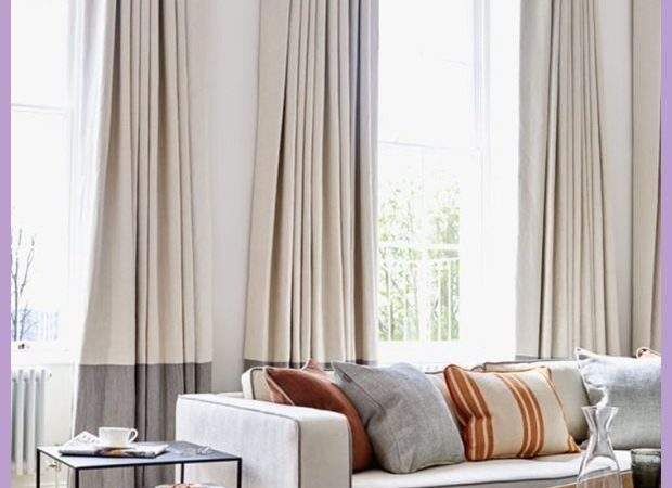 Best Ideas Modern Living Room Curtains
