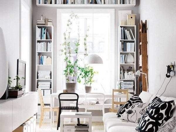 Best Ikea Small Spaces Ideas Pinterest