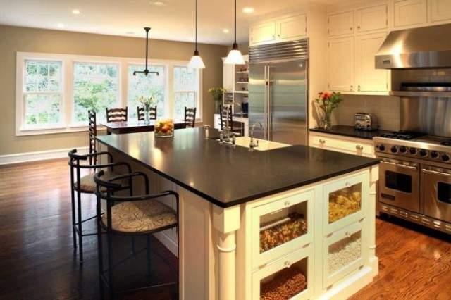 Best Kitchen Island Ideas