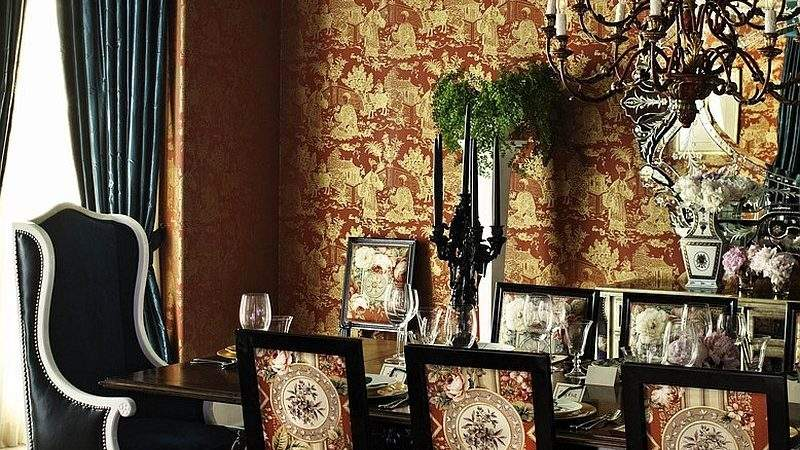 Best Mediterranean Dining Room Design Ideas Interior God