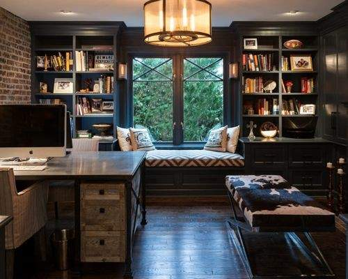 Best Mid Sized Home Office Design Ideas Remodel