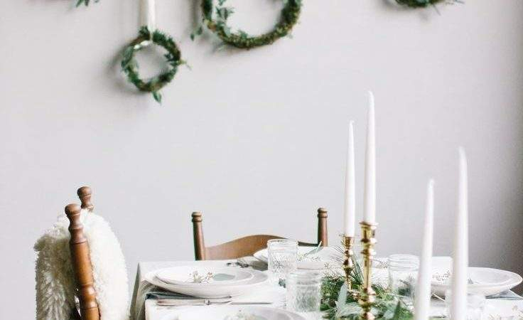 Best Modern Christmas Decor Ideas Pinterest
