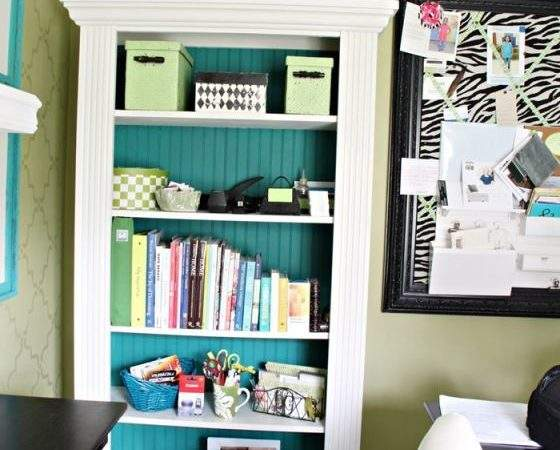 Best Paint Bookshelf Ideas Pinterest Diy