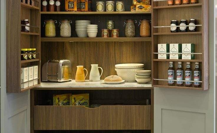 Best Pantry Cupboard Ideas Pinterest Kitchen