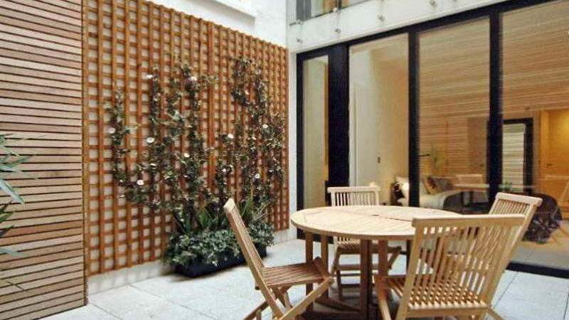 Best Patio Trellis Design Ideas