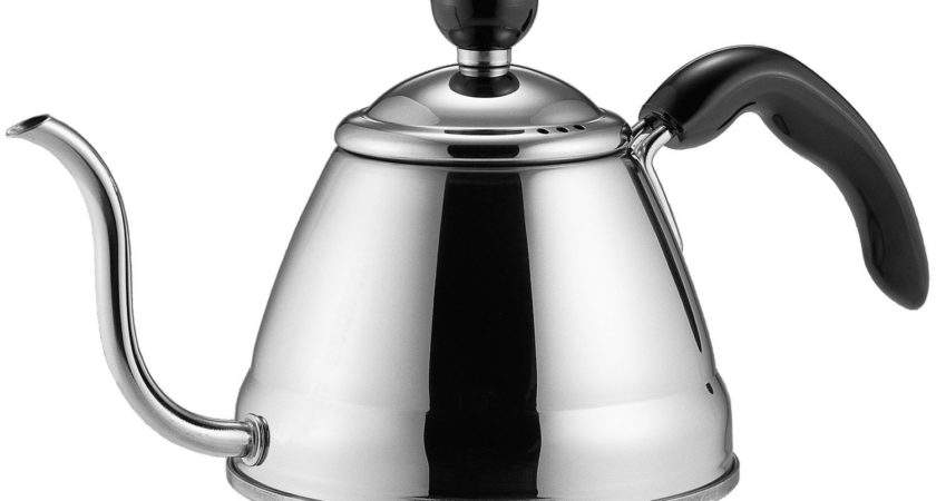Best Pour Over Coffee Kettles Comparison