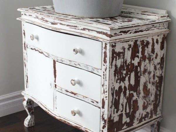 Best Shabby Chic Dressers Distressed Painted Furniture