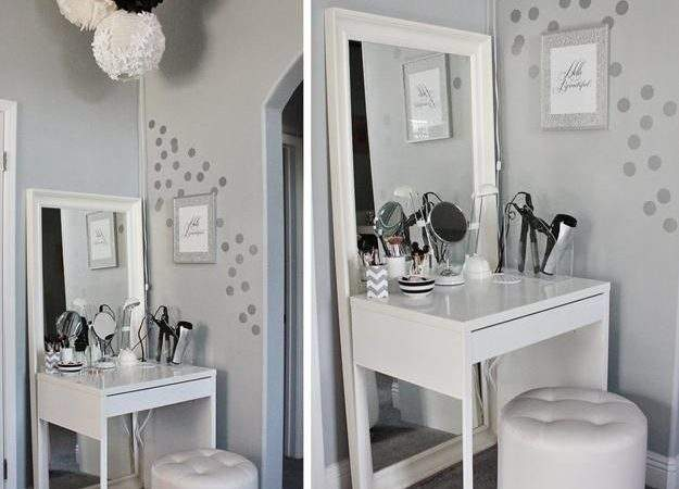 Best Small Dressing Table Ideas Pinterest