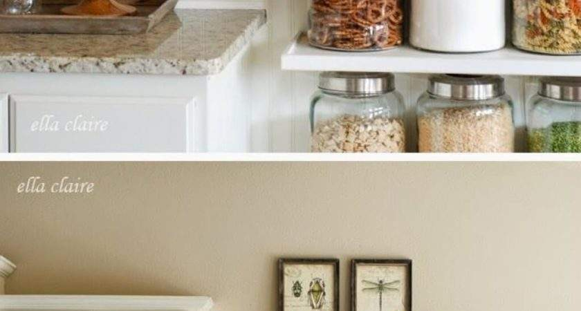 Best Small Kitchen Storage Organization Ideas