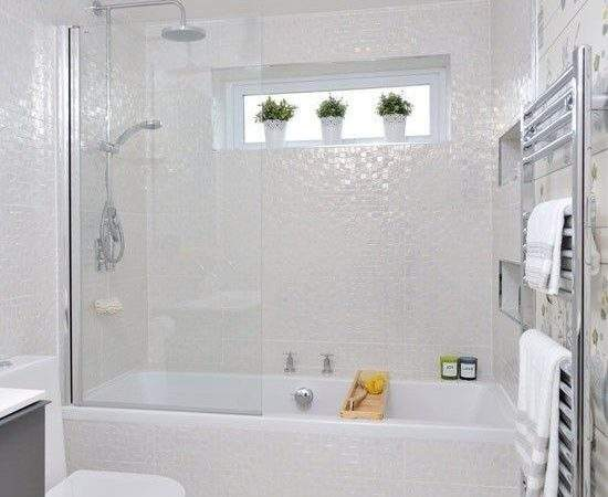 Best Small White Bathrooms Ideas Pinterest