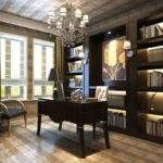 Best Study Room Interior Design House Dma Homes