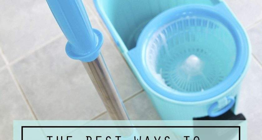 Best Way Clean Care Hard Surface Floors