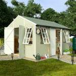 Billyoh Premium Workshop Garden Shed Range