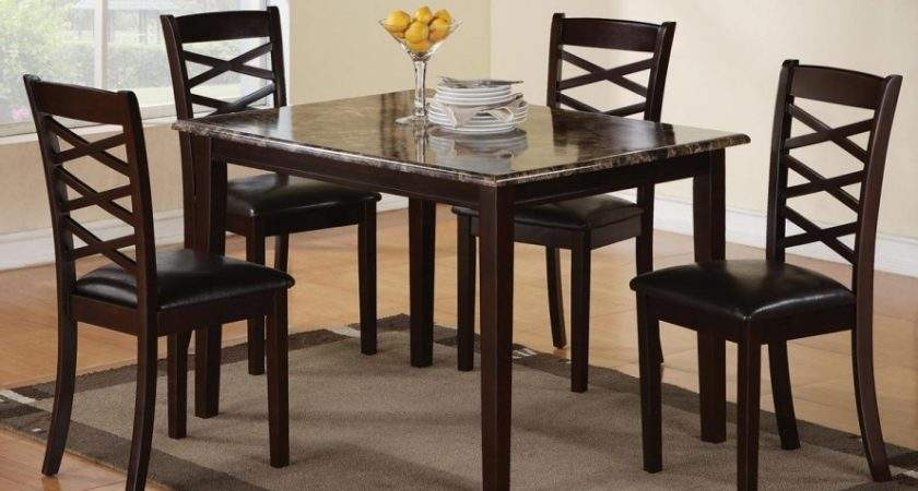 Black Dining Room Sets Cheap Marceladick
